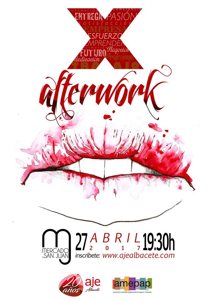 X After Work Amepap – Aje Albacete