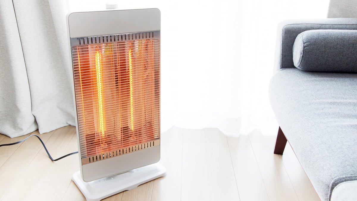 En invierno… ¡ojo con los calefactores!