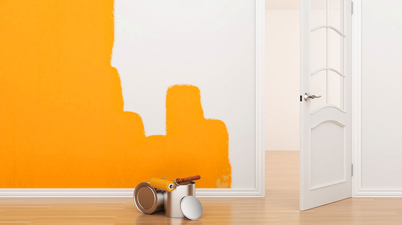 ¿Cuándo es mejor pintar en casa?