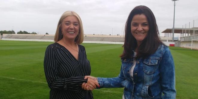 AMEPAP apoyará al equipo femenino de fútbol en la temporada 2017-2018